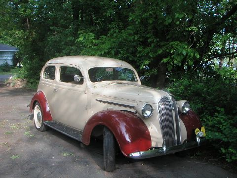 This the way we found the car,it has given some T.L.C. since then