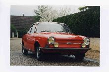 Coupe bertone Simca 1000 - 1965