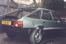 Cavalier Coupe/Hatchback