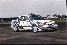 Ford Sapphire RS Cosworth 4x4.