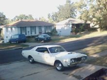 Here is a picture of my restored 1968 Mercury Cyclone.