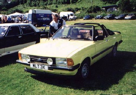 Prairie yellow Crayford Cortina