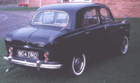 1955 A50 owned and used daily by me in 1989/90