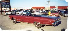 1966 Dodge Monaco Convertible
