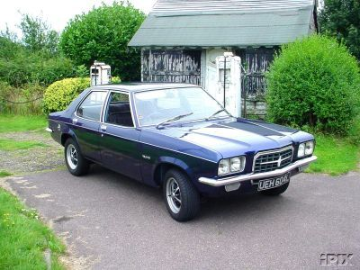 Vauxhall Vx4 90 Fe Vehicle Summary Motorbase