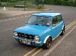 This is a 1980 Mini Clubman with 1098cc Engine on 10