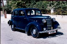 1948 MODEL VAUXHALL 14