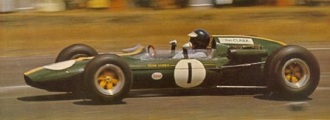 Lotus 32B Tasman