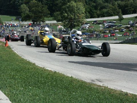 1969 Alexis MK-15 at Road America's turn 6, July 2002.