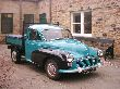 Morris 1000 pick-up taken at Elsecar Heritage ctr,