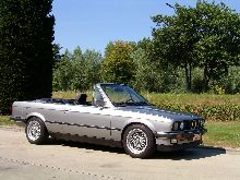 BMW 320 convertible 1988