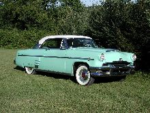 1954 Mercury Monterey 2 Door Hardtop