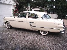 1954 Packard Patrician sedan