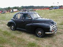 Here's a pi of a 50's Morris Cowley.
