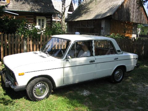my lada 1500S from 1981