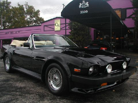 This is a picture of a 1988 Vantage Volante