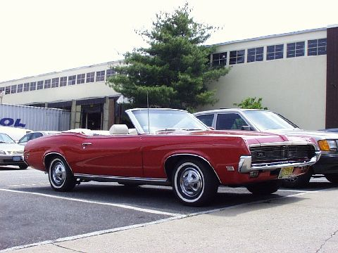 "This is a 1969 Standard Convertible.  351 4V, with 9"" posi rear, and FMX automatic transmission."