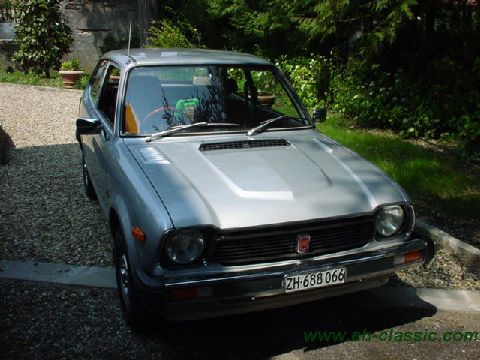Honda Civic 1200/1500