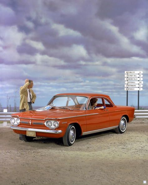 Chevrolet Corvair 700 Lakewood/Wagon