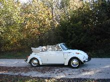 Beetle Convertible 1302S/1303S