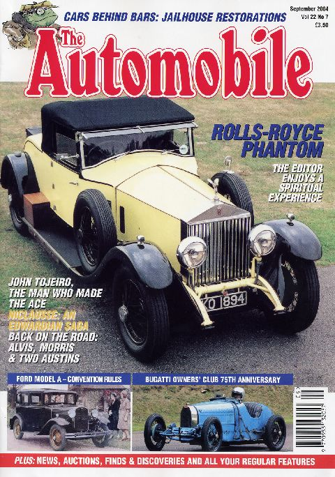 The Automobile September 2004