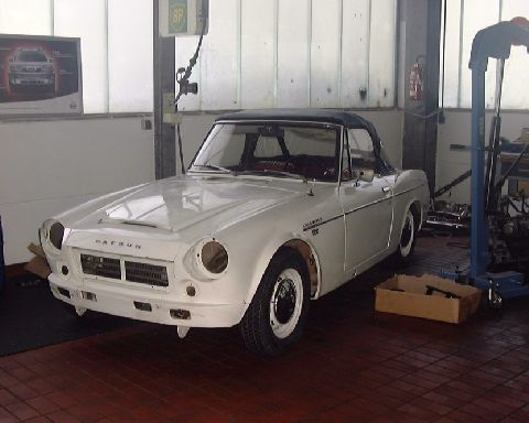 Datsun Fairlady 1600 (SP310)