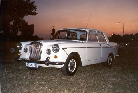 Wolseley 6/110 Series I
