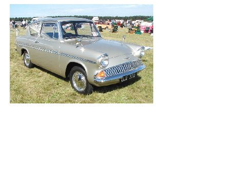 Ford Anglia Super 123E