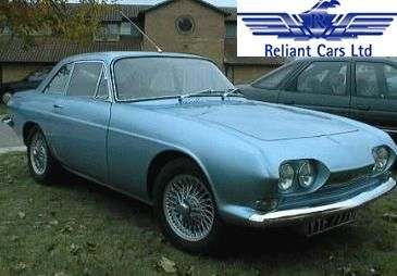 Reliant Scimitar Se4 Vehicle Summary Motorbase