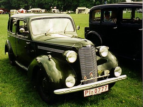 Vauxhall J Fourteen-Six
