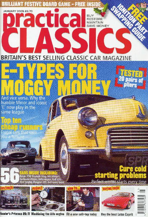 Practical Classics January 2005