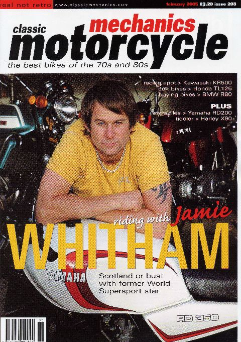 Classic & Motorcycle Mechanics February 2005