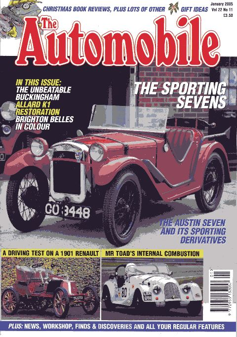 The Automobile January 2005