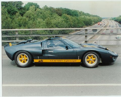 GT40 mkV Lightweight - 1133