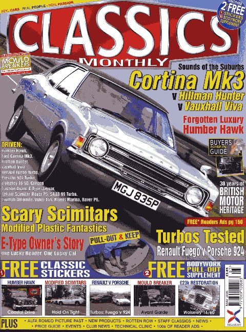 Classics Monthly May 2005