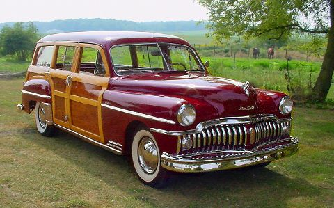 De Soto Custom Sportsman