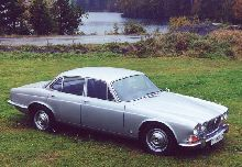 Jaguar XJ12 Series I
