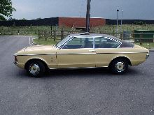 Ford Granada Coupe