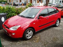 Ford Focus 5 Dr Hatch