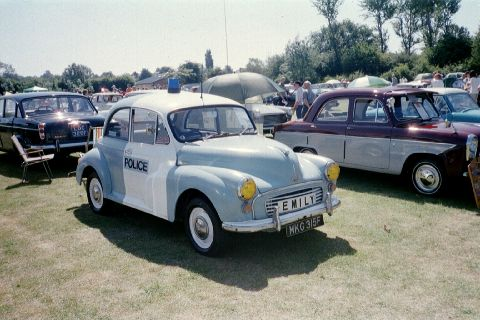 Morris Minor 1000 (1098cc engine)