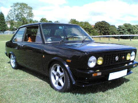 Fiat 132 Picture Gallery Motorbase