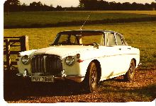 Rover P5 3-litre MkIII Coupe