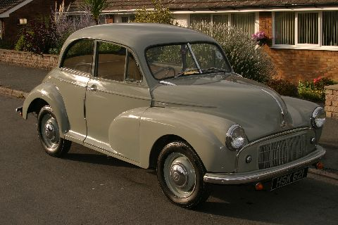 Morris Minor MM Saloon