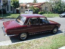 Euro Car Parts Norwich >> Alfa Romeo 1750 Berlina - Vehicle Summary - Motorbase