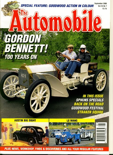 The Automobile September 2005