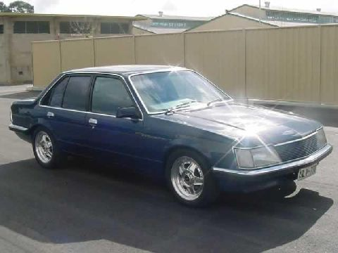 1982 VH Holden Commodore