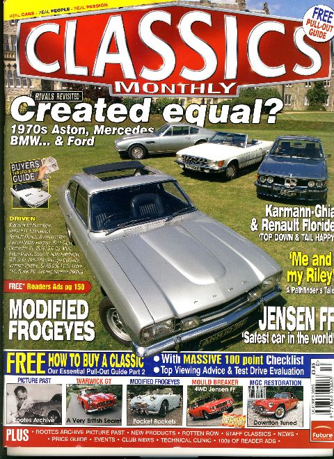 Classics Monthly October 2005