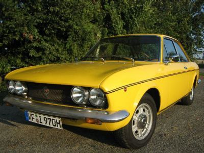Fiat 124 Coupe