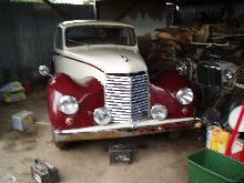 Armstrong Siddeley Whitley 18hp