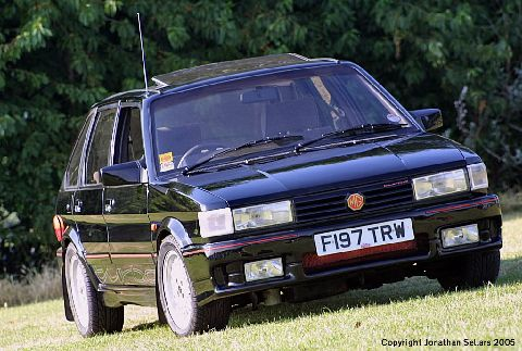 MG MG MAESTRO TURBO